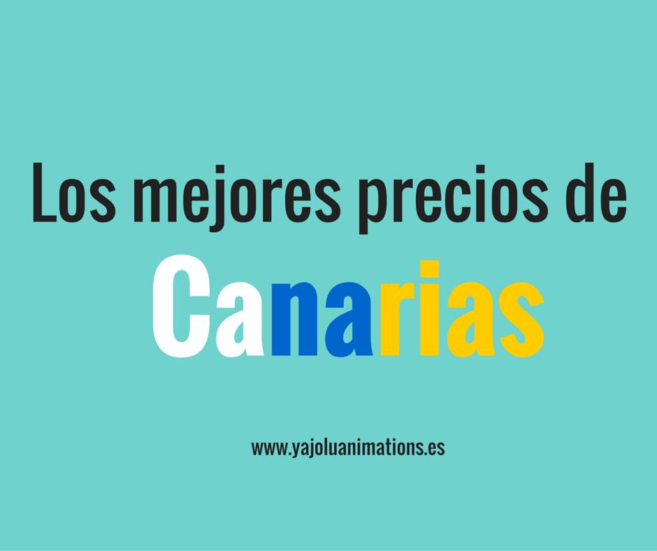 Artículos de animacion para hoteles en Canarias